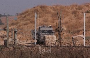 محاولة تسلل لشبان شرق خانيونس وقوات الاحتلال تطلق النار تجاه نقطة عسكرية