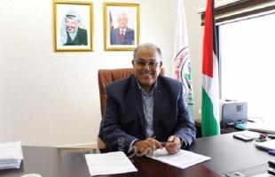 """د. أبو زهري لـ """"أمد"""": لم أقدم أي ملفات للرئيس عباس تخص د. الشرافي"""