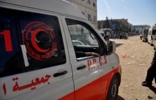 غزة: إصابة طفلة بحالة خطيرةإثر سقوطها من علو