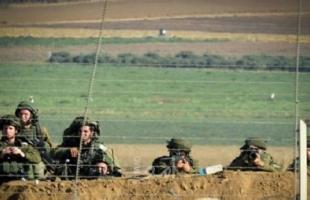 إصابة شابين برصاص قوات الاحتلال بالقرب من السياج الفاصل شمال قطاع غزة
