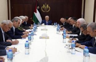 مركزية فتح تجتمع الأحد برئاسة الرئيس عباس