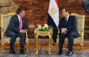 متحدث الرئاسة المصرية: توافق بين السيسى وملك الأردن لتكثيف جهود استئناف مفاوضات السلام