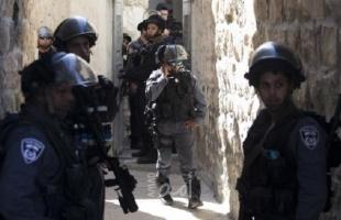 جيش الاحتلال يخطر بهدم منشأة في دير شرف غرب نابلس