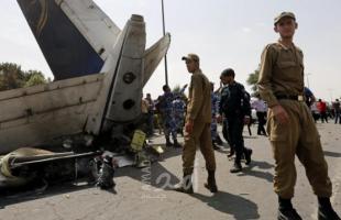 قتيلان في سقوط طائرة تدريبية شرق العاصمة الإيرانية