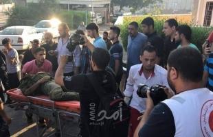 بالصور.. انتشال جثامين (3) شهداء وإصابة من منطقة زكيم شمال القطاع - أسماء