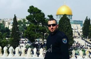 """شرطة الاحتلال تعتقل فتاتين وحارس الأقصى """"الرجبي"""" من مصلى """"باب الرحمة"""""""