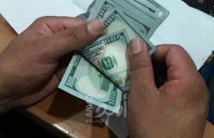 كشف بأسماء الأسر الفقيرة التي لم تستلم منحة الـ(100) دولار بغزة