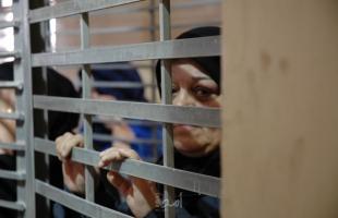 """""""هيئة الأسرى"""": سلطات الاحتلال تحتجز المعتقلة وفاء قندس بمستشفى """"رمبام"""" بظروف قاسية"""
