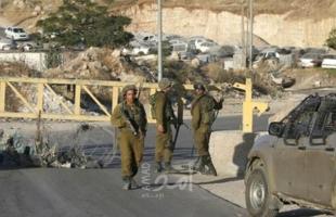 جيش الاحتلال يقتحم مدينة جنين وينصب حاجزا عسكريا قرب جبع