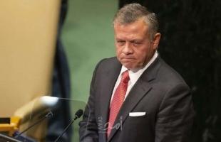 ملك الأردن: مستمرون بتقديم الخدمات للاجئيين السوريين رغم انخفاض المساهمة الدولية