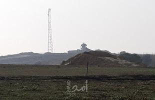 مراسلتنا: قوات الاحتلال تطلق النار تجاه الأراضي الزراعية شرق خانيونس