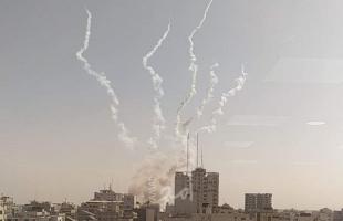 إعلام عبري: إطلاق صاروخ من غزة تجاه البلدات الإسرائيلية