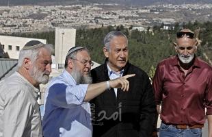 في وقاحة سياسية نادرة...نتنياهو: لا نحتل أرضا أجنبية!