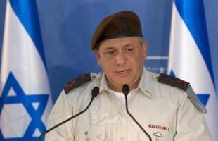 """رئيس أركان الجيش الإسرائيلي السابق يصف تصريحات كوهين بأنها """"عديمة المسؤولية"""""""