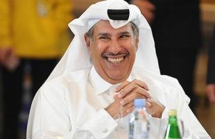 في أول دعوة قطرية .. حمد بن جاسم يدعو عباس إلى الاستقالة