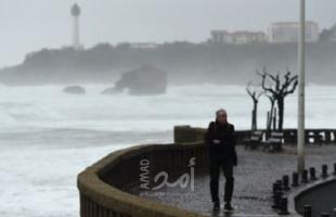 قتيلان وجرحى في عاصفة جوية ضربت غرب فرنسا