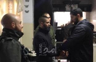 جيش الاحتلال يعتقل الأسيرين المحررين ايهاب سكافي ونور غيث في القدس