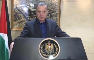 الرئاسة الفلسطينية تشيد ببيان الدول الأوروبية الداعي لوقف الاستيطان