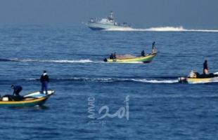 فقدان الاتصال بمركب على متنه اثنين من الصيادين في بحر رفح