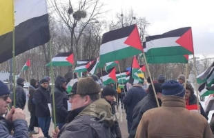 اتحاد الجاليات الفلسطينية يطالب الاتحاد الأوروبي الوقوف عند مسؤولياته تجاه شعبنا وحمايته من بطش الاحتلال