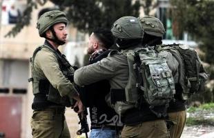 قوات الاحتلال تعتقل شاباً من بلدة قباطية جنوب جنين