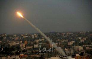 جيش الاحتلال: رصد إطلاق صاروخ من غزة وسقط داخل  القطاع