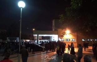 نابلس:  مواجهات  في مخيم بلاطة وإصابة 8 من عناصر الأجهزة الأمنية - فيديو