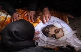 رحيل المناضل الشهيد المغدور ضابط شرطة عصام أحمد السعافين