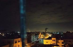 """مدفعية الاحتلال تستهدف """"نقاط عسكرية"""" بقذيفتين شمال قطاع غزة وشرق البريج"""