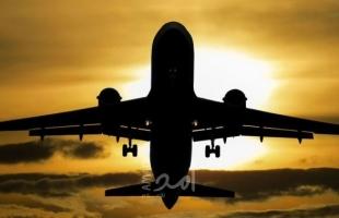 فيديو .. سقوط باب طائرة أثناء التحليق فى الجو