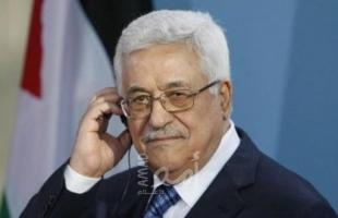 الرئيس عباس يطمئن على صحة أحمد جبريل
