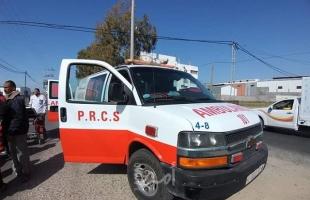 إصابة طفل بجراح خطيرة جراء حادث سير غرب غزة