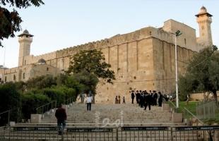الخليل: قوات الاحتلال تمنع مدير عام الأوقاف والموظفين من دخول الحرم الإبراهيمي