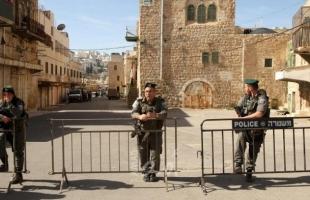 الخليل: قوات الاحتلل تعيد تأهيل كاميرات المراقبة داخل الحرم الإبراهيمي