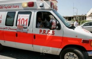 4 إصابات خلال حوادث سير متفرقة في غزة خلا 24 ساعة