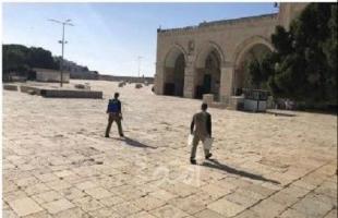 الأردن يعلن استئناف عملية الإعمار في المسجد الأقصى