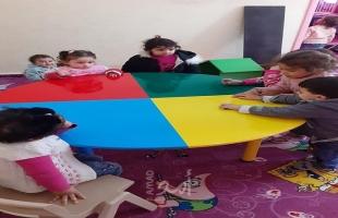 رام الله: الأسرة والطفولة بوزارة التنمية تنظم زيارة تفقدية لعدد من الحضانات