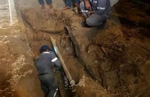 كهرباء غزة تعلن إصلاح العطل في خط غزة وإعادته للعمل بعد انقطاعه لساعات