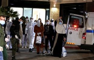 بعد إتمام الفحوصات اللازمة.. مغادرة محجورين من فندق القدس في غزة