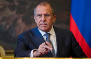 لافروف: واشنطن تريد توريط موسكو وأوروبا في خلاف حول قطاع الغاز