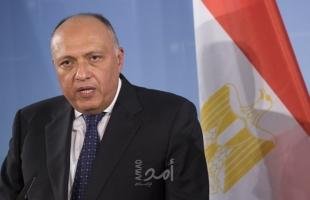 شكري: بيان مجلس الأمن ملزم لإبرام اتفاق حول سد النهضة