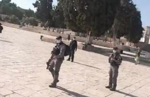 الرئاسة الفلسطينية تُحذر من اقتحام المستوطنين لباحات المسجد الأقصى