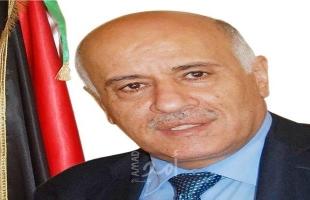 الرجوب يطلع السفير المصري على آخر المستجدات السياسية