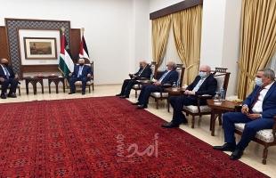 """صحيفة: وزير الخارجية المصري ناقش مع عباس إعادة المفاوضات برعاية """"الرباعية الدولة"""""""