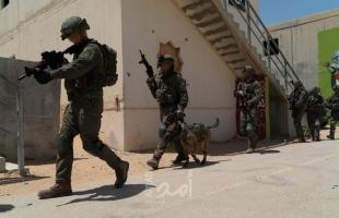 جيش الاحتلال يحول منزلاً في رأس كركر غرب رام الله إلى ثكنة عسكرية