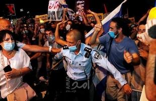للأسبوع الـ31 على التوالي... مظاهرات حاشدة ضد نتنياهو في أنحاء إسرائيل - فيديو