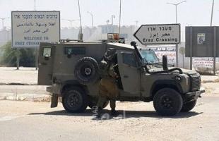 القدس: جيش الاحتلال يعيق حركة المواطنين على حاجز حزما