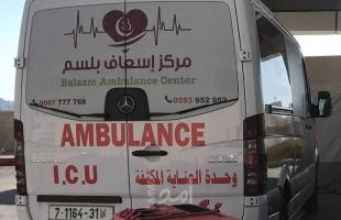 (3) إصابات في شجار عائلي بمخيم عسكر في نابلس