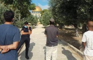 القدس: مستوطنون يقتحمون المسجد الأقصى