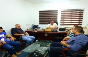 غزة: النقل والمواصلات والكلية الجامعية يبحثان سبل التعاون المشترك